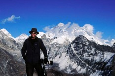 On Gokyo Ri, Nepal