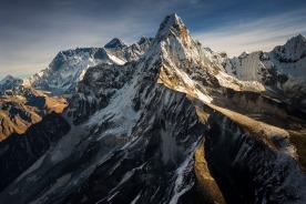 Mountain aerials, Nepal